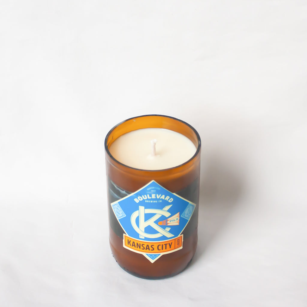 Boulevard Brewing Kansas City Candle