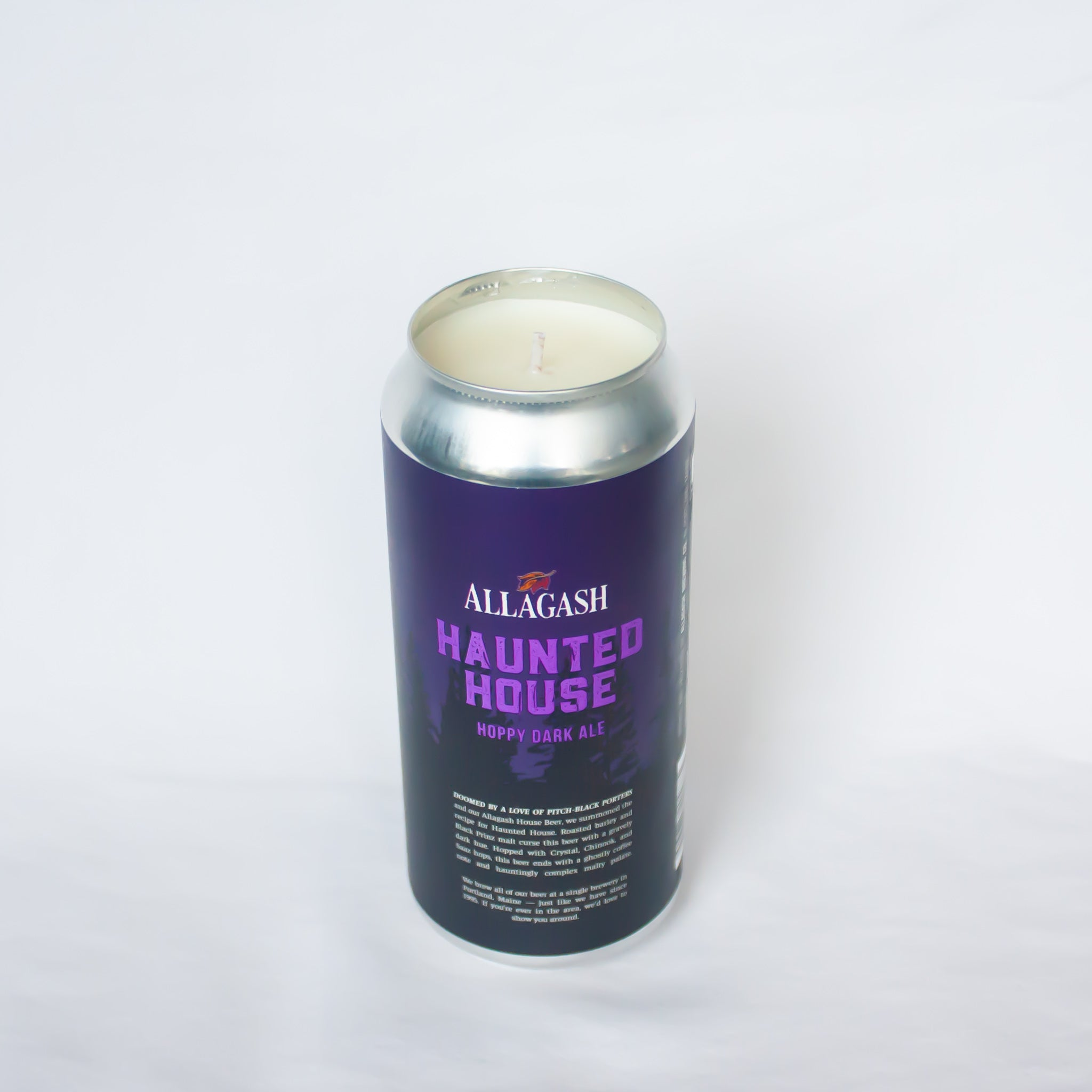 Allagash Haunted House Candle