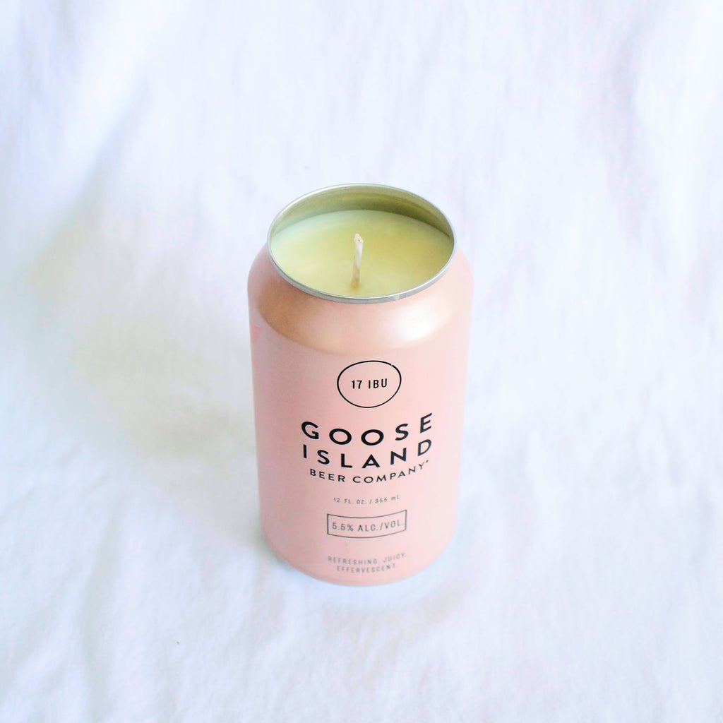 "Goose Island ""SPF"" Candle"