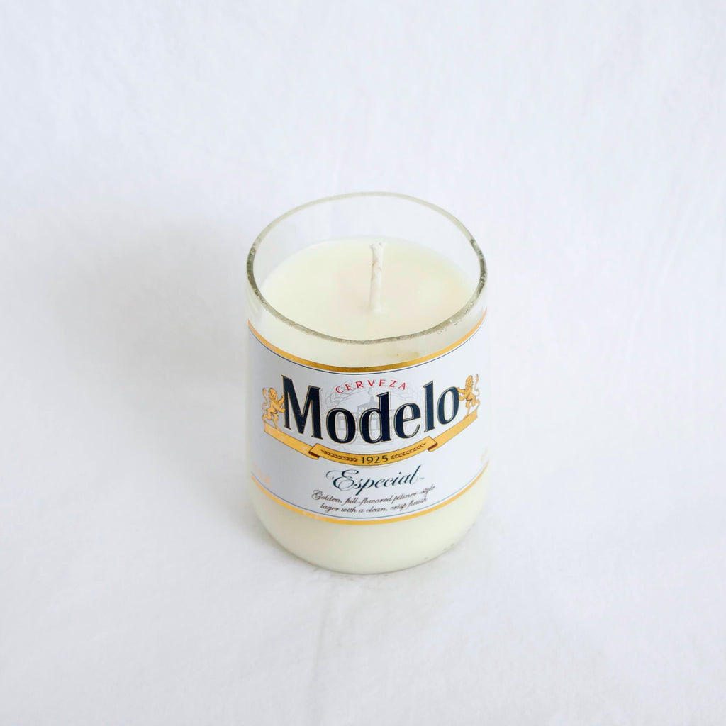 Modelo Glass Candle