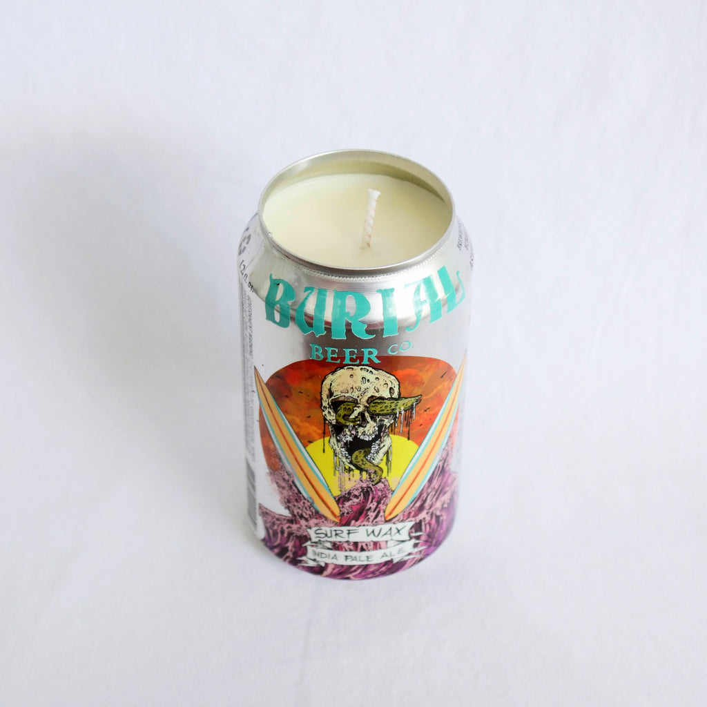 Burial Surf Wax Candle
