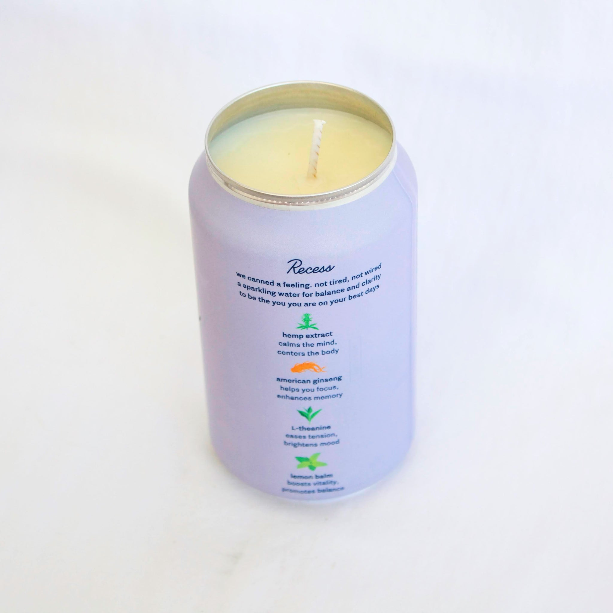Recess Blackberry Chai Candle