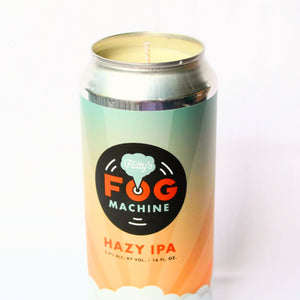 Fatty's Beer Works 'Fog Machine' Candle