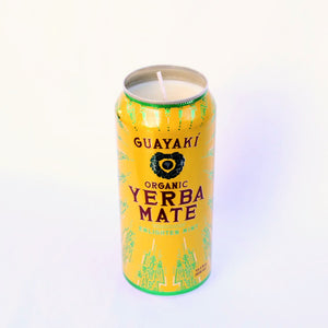 Yerba Mate Enlightenmint Candle