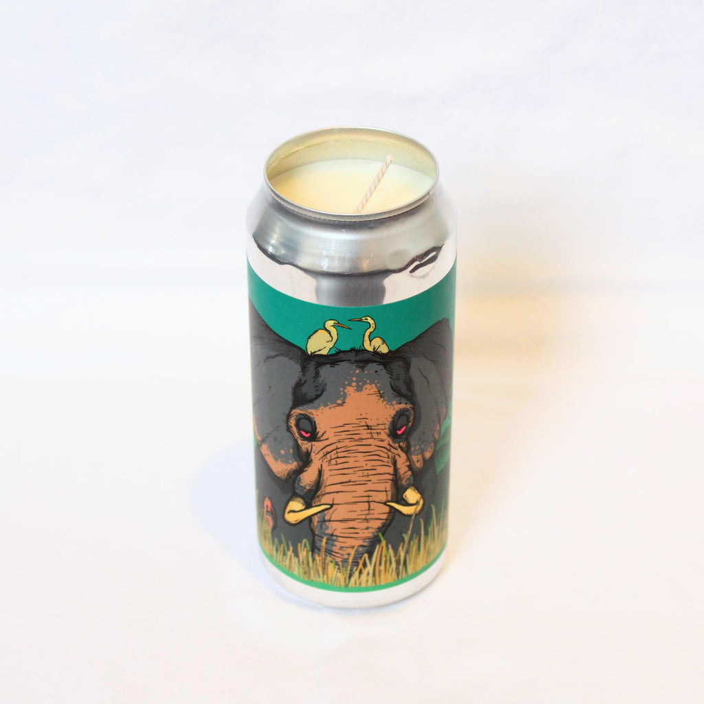 Tripping Animals Brewing King Of Everything IPA Candle