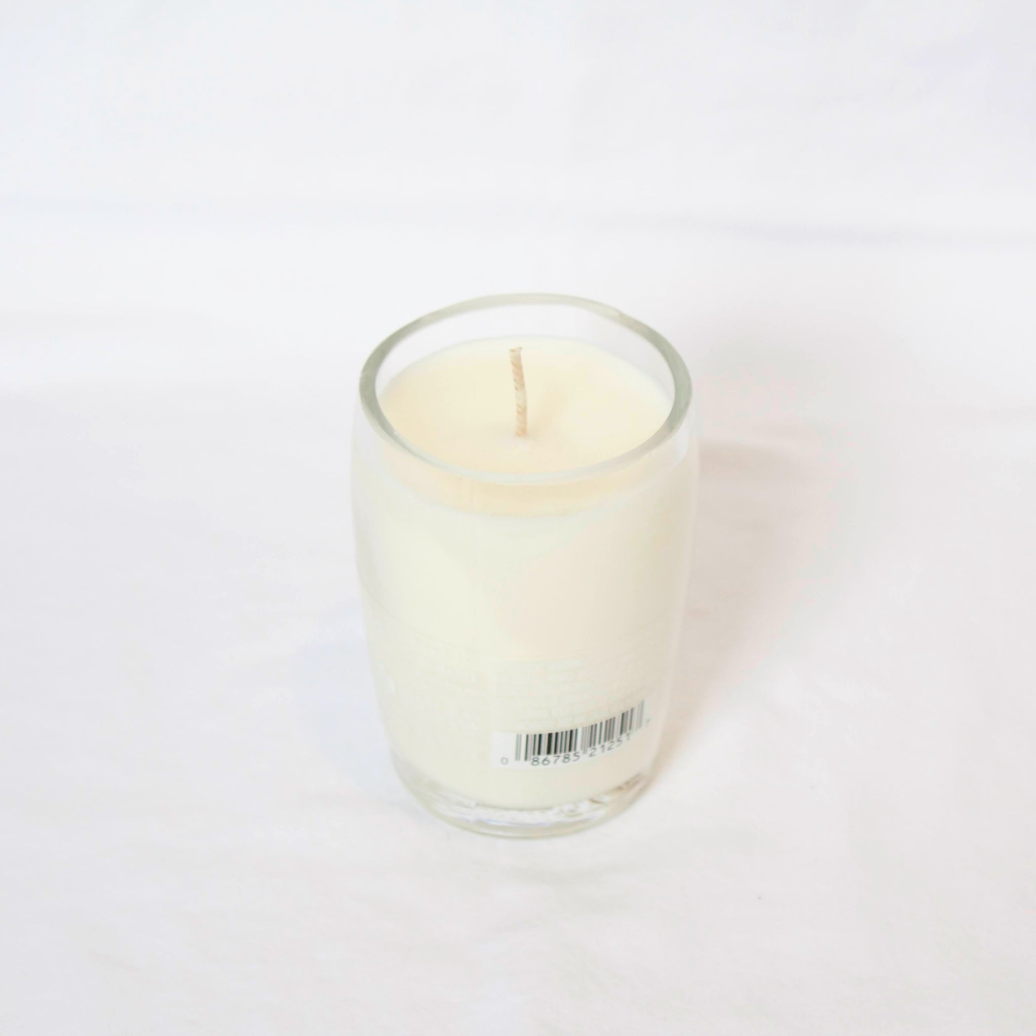 Lunetta Rose Glass Candle