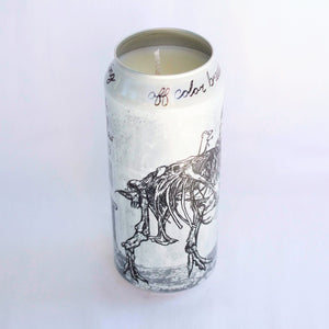 Off Color Brewing Tooth & Claw Candle