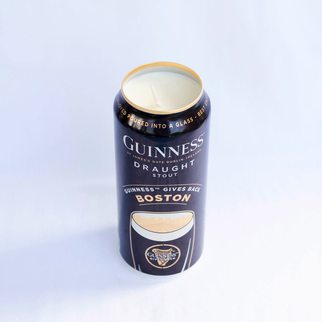 Guinness Draught Boston Candle