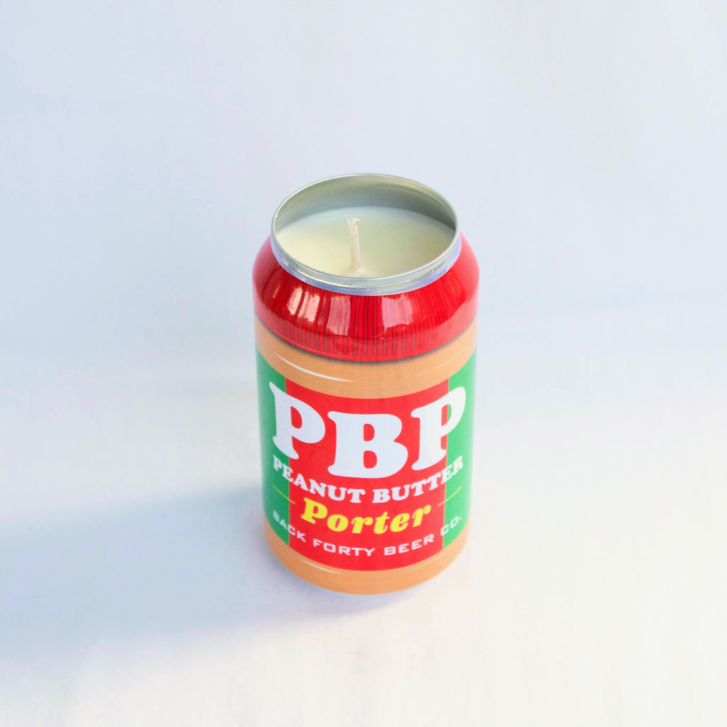Back Forty PBP Candle