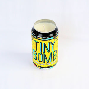 Wiseacre Brewing Tiny Bomb Candle