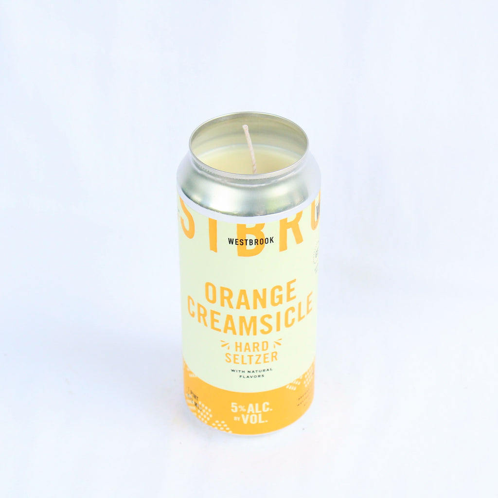 Westbrook Brewing Orange Creamsicle Seltzer Candle