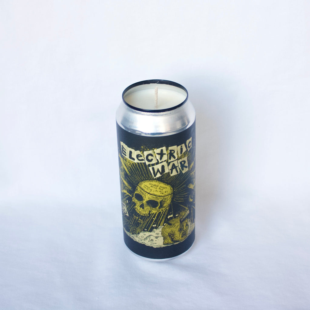 Resident Culture Electric War Candle