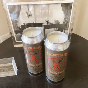 Krueger Beer Candle