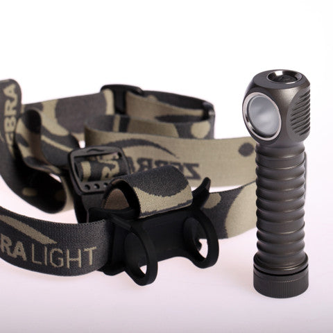 Zebralight H600Fc Mk3 High CRI Floody Neutral White 18650 Headlamp