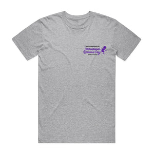 SWA International Women's Day 2020 T-Shirt - Grey