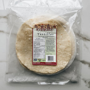 Indian Life Tortilla Wraps