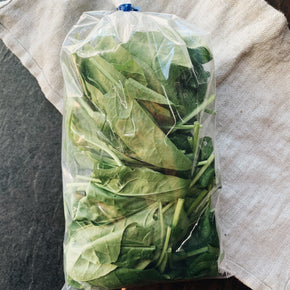 Local Roots Spinach 6oz Bag