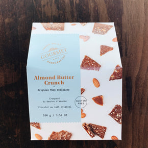 Fraser Valley Gourmet Milk Chocolate Almond Butter Crunch