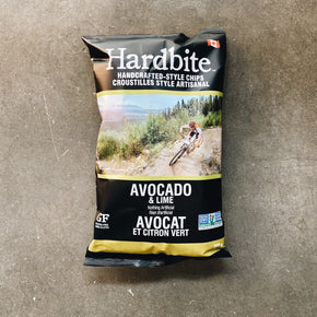 Hardbite Avocado + Lime Chips 150g