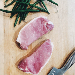 Lepp Boneless Pork Loin Chops (2)