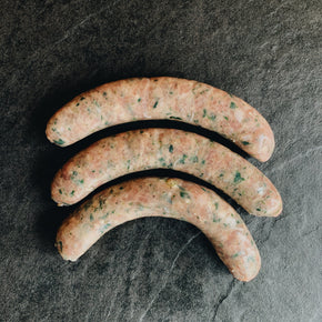 Lepp Turkey Feta Spinach Sausage 4 Pack