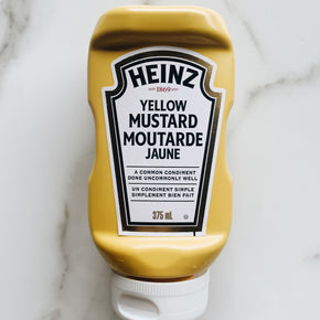 Heinz Yellow Mustard 375ml