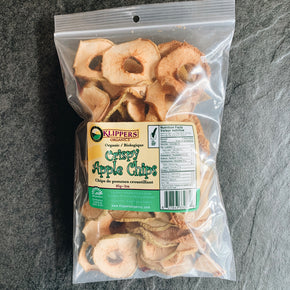 Klippers Organic Dehydrated Apple Chips