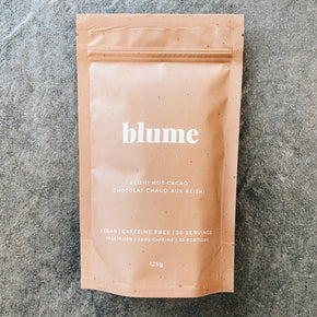 Blume Reishi Hot Cacao Blend 125g