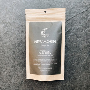 New Moon Vanilla Earl Grey Tea