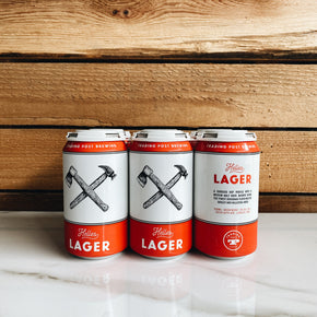 Trading Post Helles Lager 6pk *DELIVERY ONLY