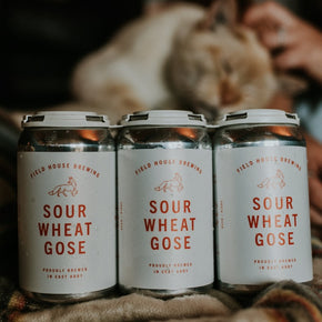 Field House Sour Wheat Gose 6pk *DELIVERY ONLY
