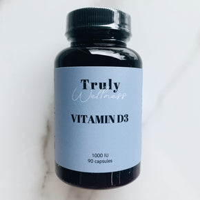 Truly Vitamin D3 (90)