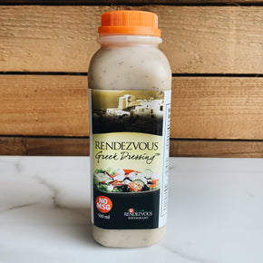Rendenzvous Greek Dressing 500ml