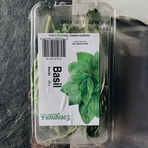 BC Grown Basil 28g