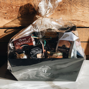 Best of BC Sip + Snack Gift Basket