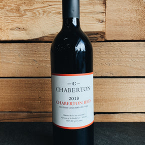 Chaberton Red British Columbia BC VQA 750ml *DELIVERY ONLY