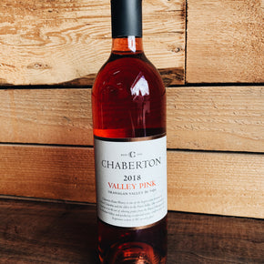 Chaberton Valley Pink 750ml *DELIVERY ONLY