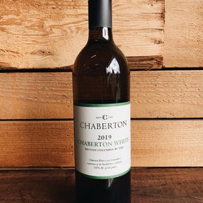 Chaberton White BC VQA 750ml *DELIVERY ONLY