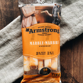 Armstrong Marble Cheddar Cheese Sticks (10)