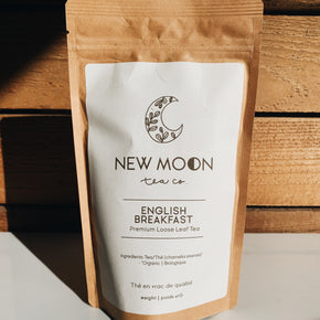 New Moon English Breakfast Tea 47g