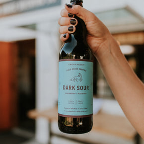 Field House Dark Sour - 650ml *DELIVERY ONLY