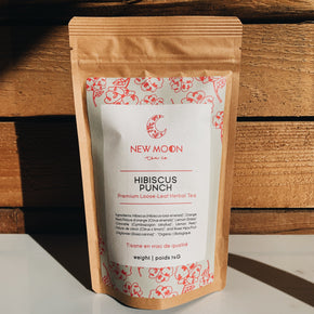 New Moon Hibiscus Punch Tea 76g