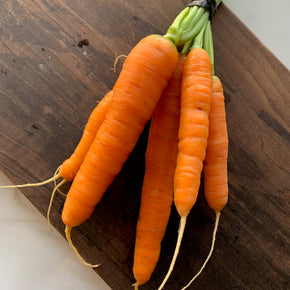 BC Grown Bunch of Carrots 1lb