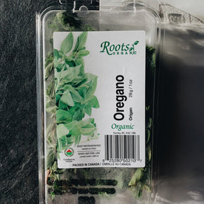 BC Grown Oregano 28g