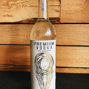 Crow's Nest Distillery Premium Vodka 750ml *DELIVERY ONLY