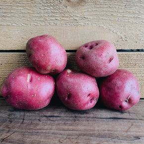 BC Grown Red Potatoes 2lbs