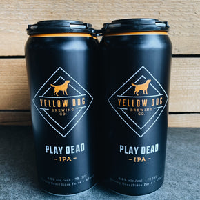 Yellow Dog Play Dead IPA 4pk *DELIVERY ONLY