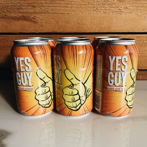 Yes Guy Hard Iced Tea 6pk *DELIVERY ONLY