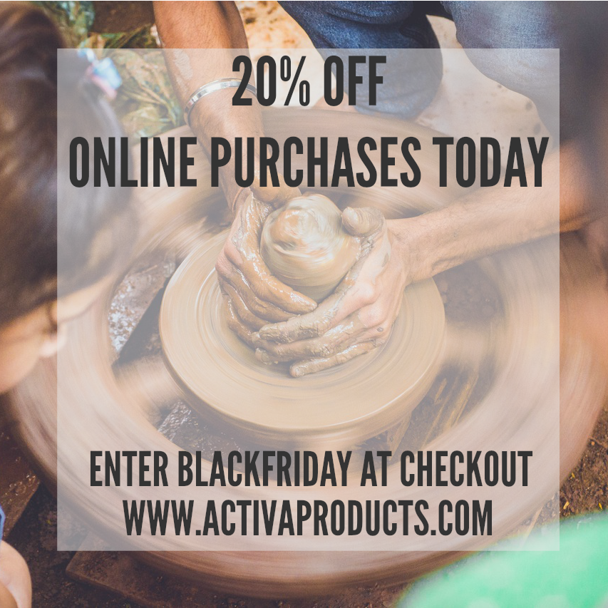 BLACK FRIDAY SALE!  Save 20% on all online orders!