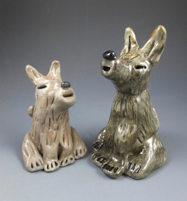 "Download the free lesson plan for creating ""little howlers"" kiln fire clay sculptures.  Students will use Activ-Low Fire Clay from <em>ACTÍVA</em> Products to sculpt their own darling wolves!"